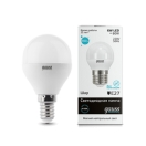 Лампа Gauss LED Elementary Globe 6 Вт 53126